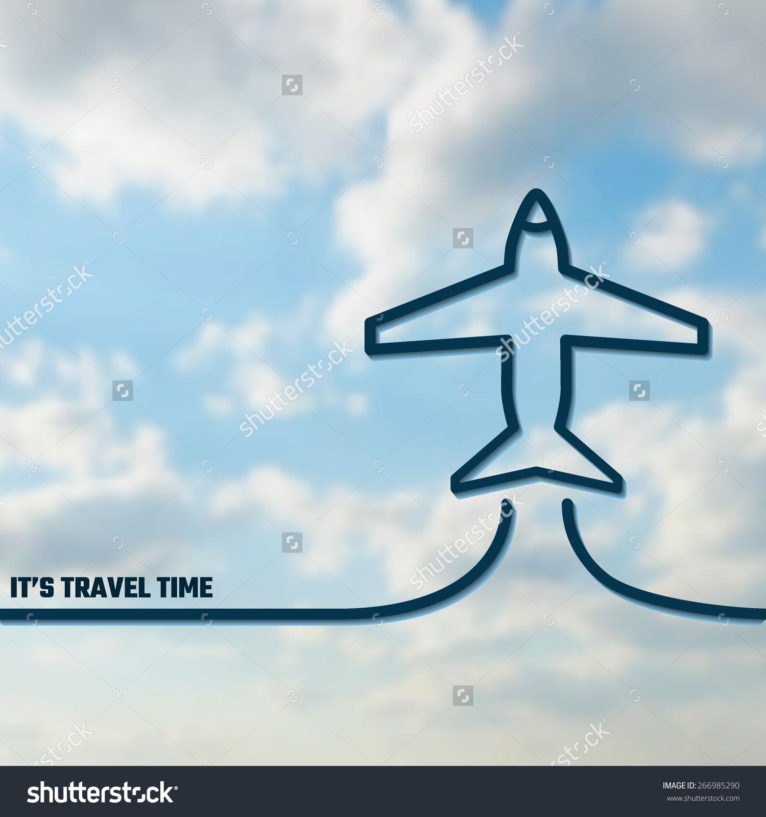 stock-vector-vector-illustration-of-airline-outline-logo-for-design-website-background-banner-travel-plane-266985290