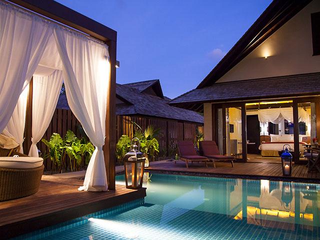 11- Emozionale - Beach Villa, piscina privata e gazebo