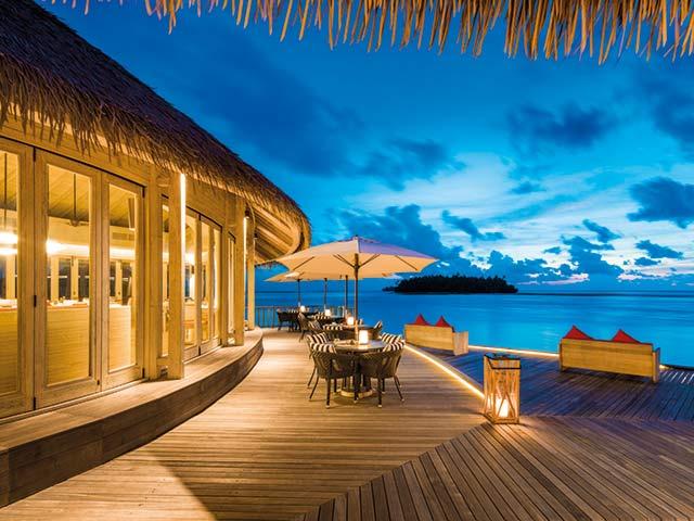 Viaggio Maldive Resort Como Hotel Lusso Maalifushi Atollo Thaa 0014