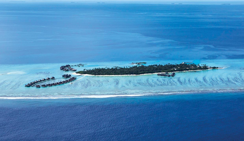 Viaggio Maldive Resort Como Hotel Lusso Maalifushi Atollo Thaa Top 0002