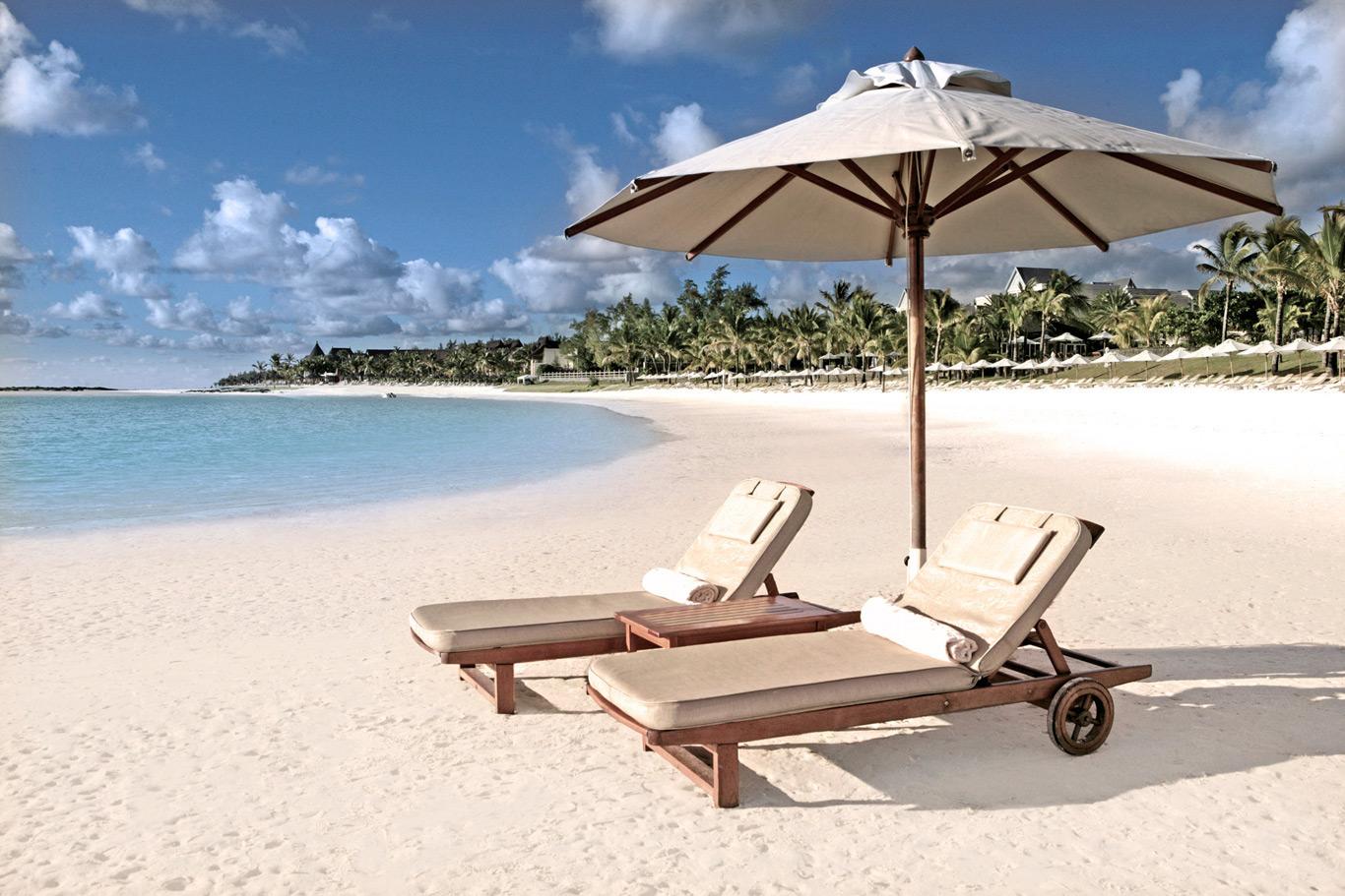 Beach The Residence Mauritius