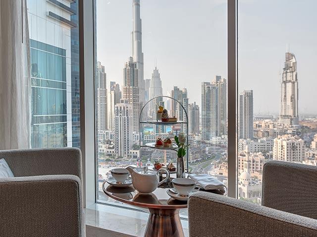 Burj Khalifa View Set Up (2) Gallery