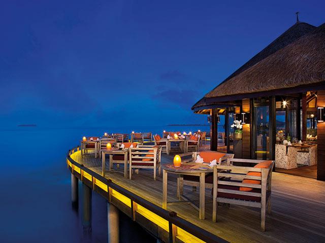 Hotel Maldive Piscina Privata Ja Manafaru Atollo Di Haa Halifu 0021