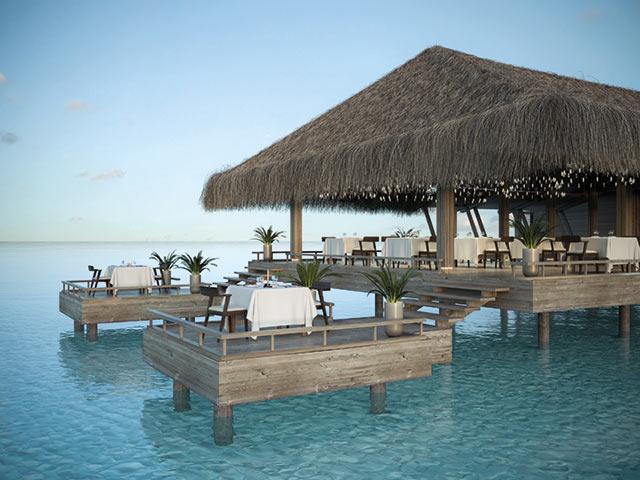 Lusso Maldive Vacanza Baglioni Resort Atollo Dhaalu 0016