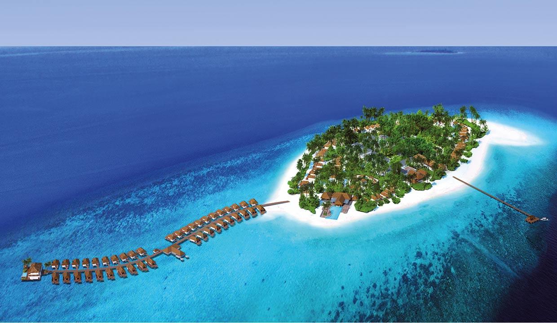 Lusso Maldive Vacanza Baglioni Resort Atollo Dhaalu Top 0012