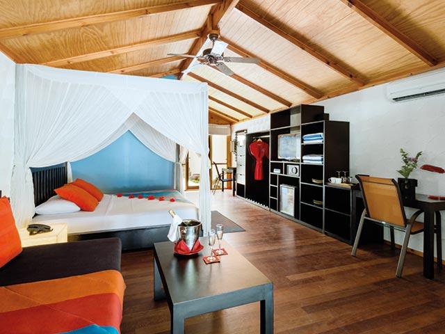 Offerta Viaggio Maldive Meeru Hotel Meerufenfushi Atollo Di Male Nord 0014