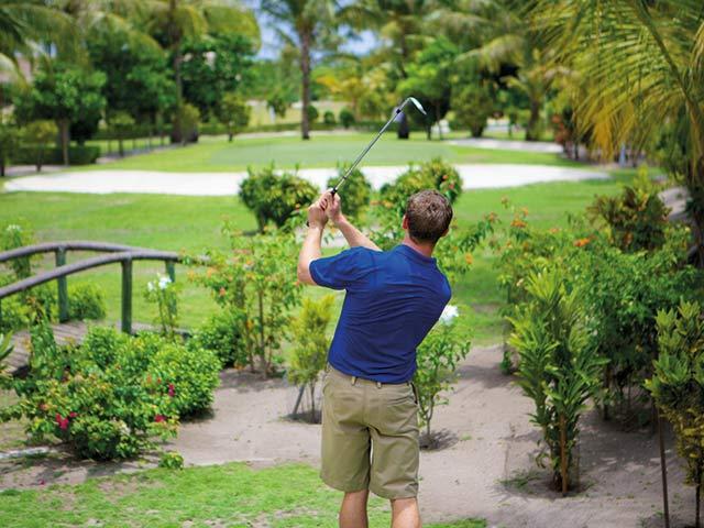 Vacanza Maldive Campo Da Golf Kuredu Hotel Atollo Di Lhaviyani 0007