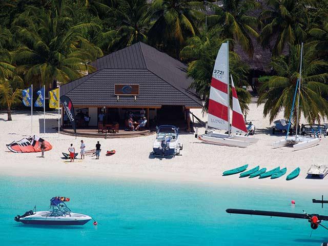 Vacanza Maldive Campo Da Golf Kuredu Hotel Atollo Di Lhaviyani 0010
