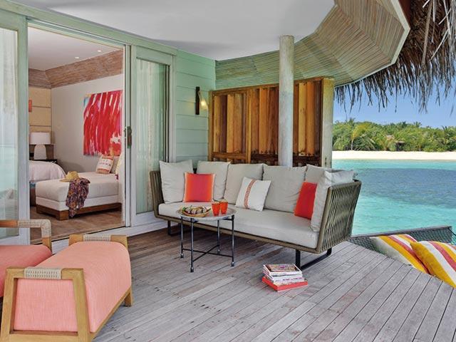 Viaggio Maldive Kanuhura Resort Lusso 0007