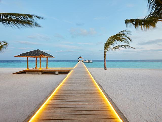Amari Havodda Maldives Arrival Gallery