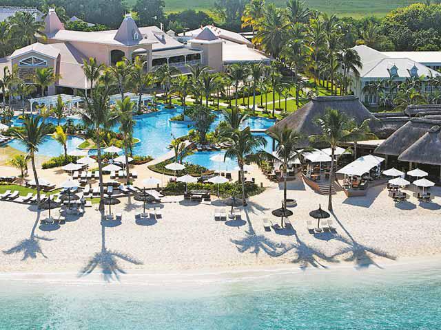 Mauritius Sugarbeachgolf Sparesortsunresorts New
