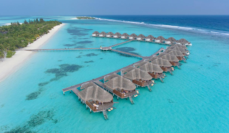 Viaggio Maldive Kanuhura Resort Lusso New