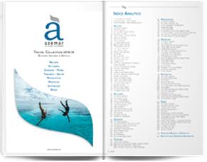 Catalogo vacanze e viaggi Azemar Tour Operator