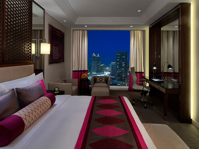1 Luxury City View Room Gallery