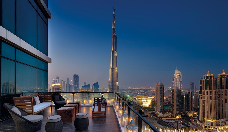 Maharaja Terrace Gallery Top