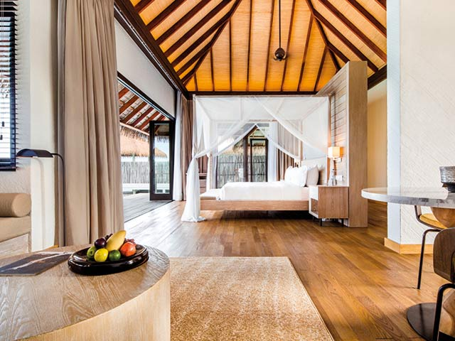 Viaggio Maldive Resort Como Hotel Lusso Maalifushi Atollo Thaa 0007