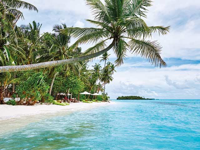 Viaggio Maldive Resort Como Hotel Lusso Maalifushi Atollo Thaa 0015