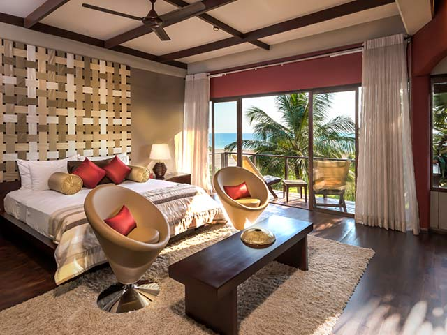 Beach Villa MasterBedroom Gallery