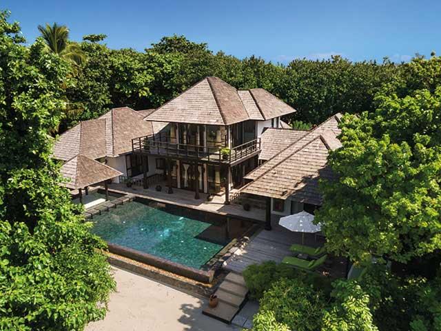 Hotel Maldive Piscina Privata Ja Manafaru Atollo Di Haa Halifu 0017