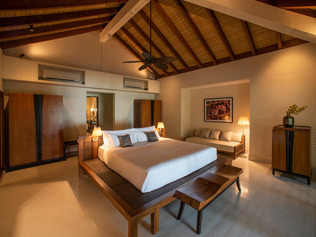 Standard Beach Pool Villa Bedroom Gallery